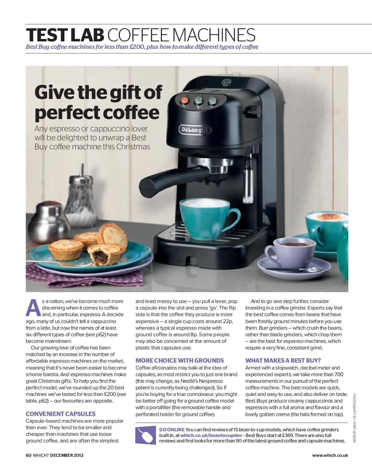 Coffee Machines article Dec2012-page-001
