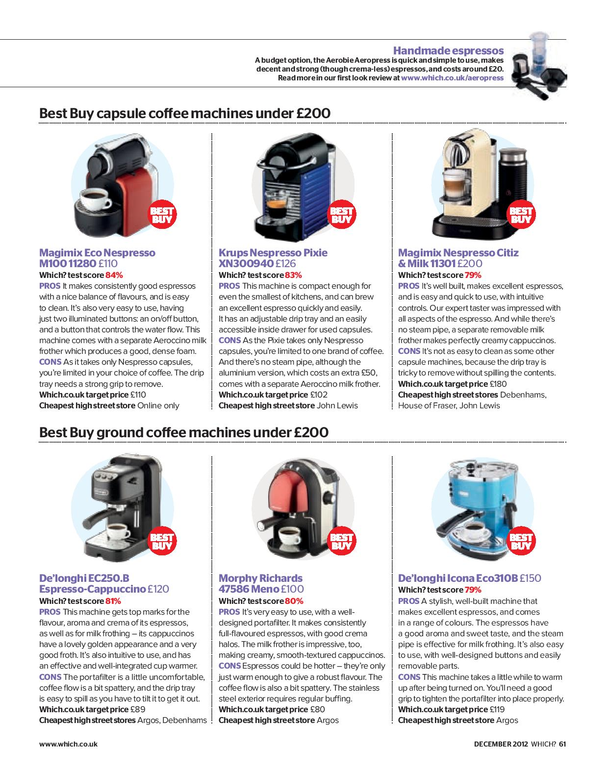 Coffee Machines article Dec2012-page-002