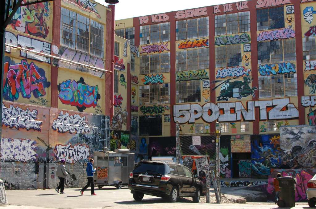 5Pointz blog pic 1