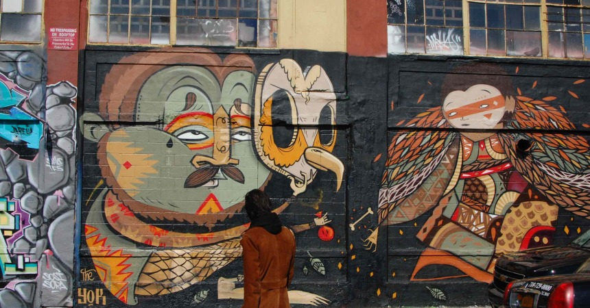 5Pointz blog pic 2